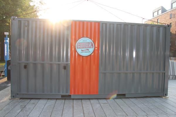 Storage Container Modification, Mini Warehousing, On-site Storage